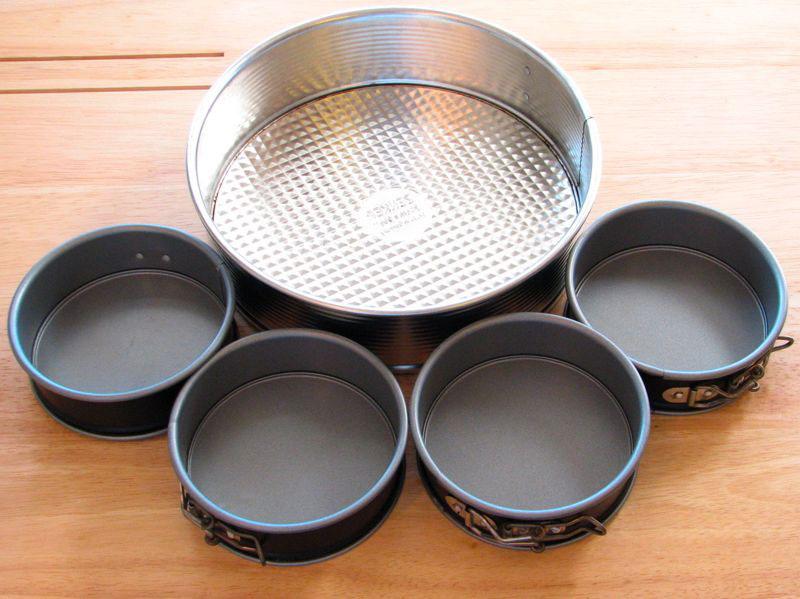 Springform pans