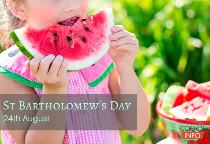 St Bartholomew 's Day