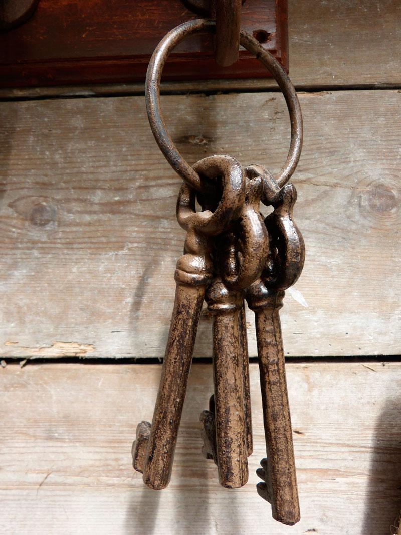 Saint Zita, finder of household keys