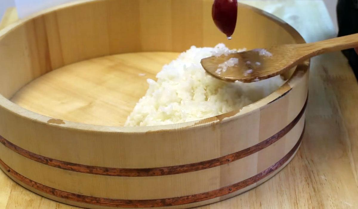 Sushi-oke