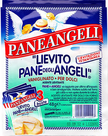 Vanilla Baking Powder
