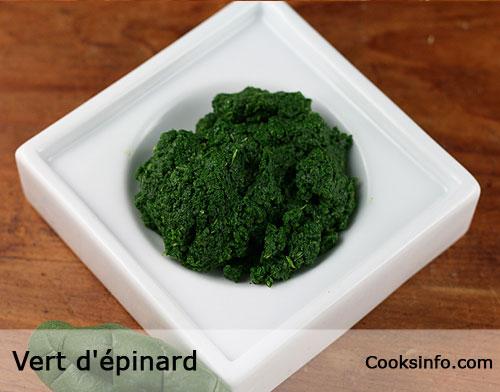 Vert d'épinard