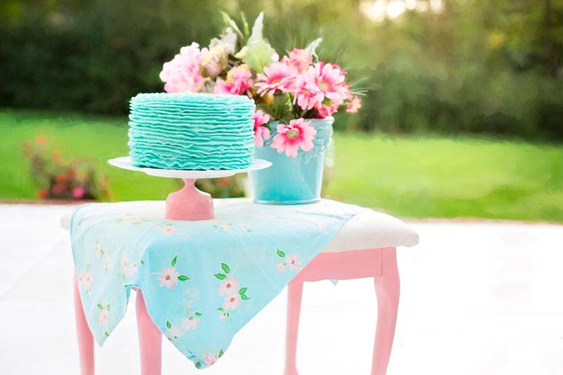 Victoria Day Cake