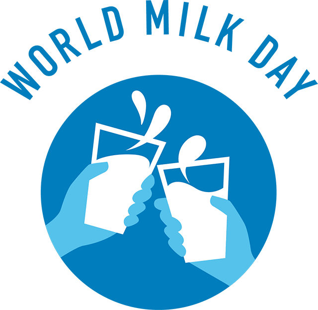 World Milk Day Logo